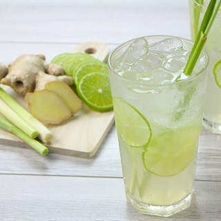 Cách Nấu Nước Chanh Sả Gừng | Uống Giảm Cân, Detox