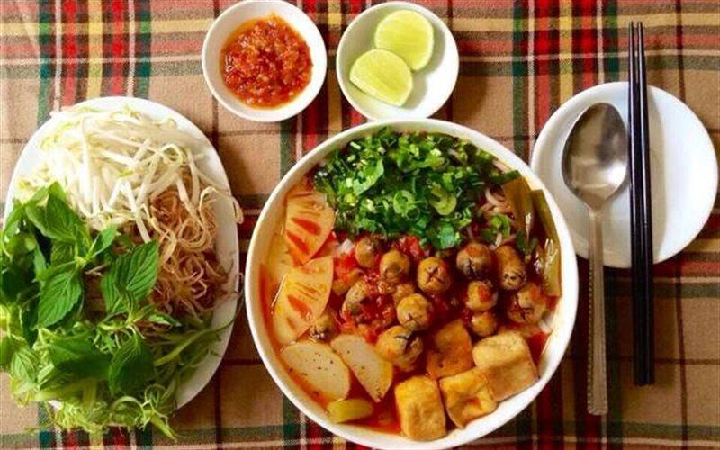 Cách Nấu Bún Chay | Thơm Ngon Đậm Đà Mời Cả Nhà