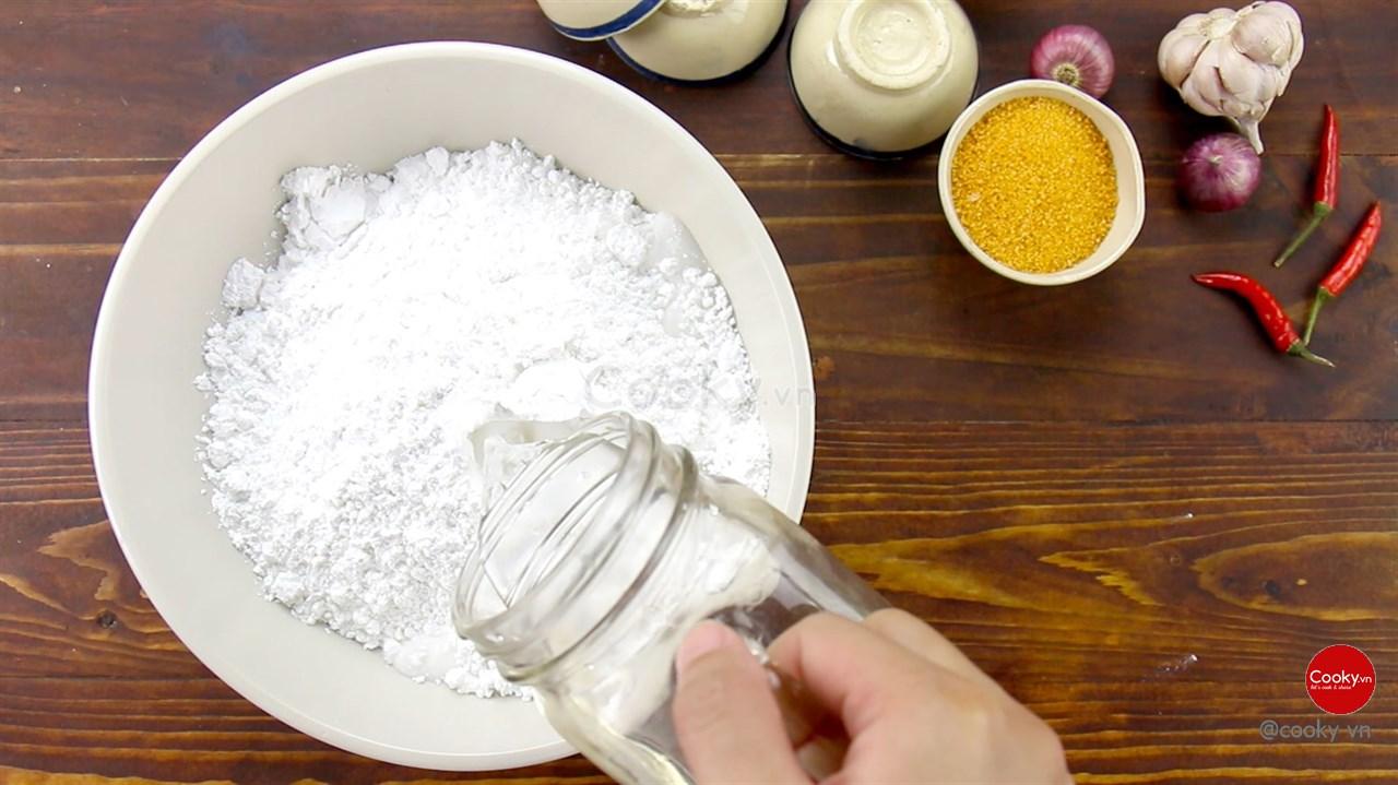 Cách Làm Bánh Bèo cực ngon mà đơn giản ngay tại nhà - ảnh 1.