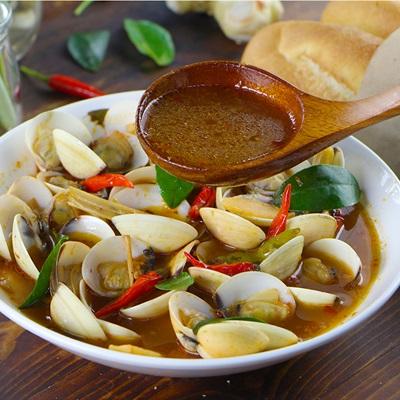 Cách Làm Nghêu Hấp Thái Chua Cay, Ăn Thích Mê | Cooky.vn