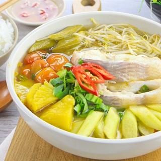 Cách nấu Canh Chua Cá Diêu Hồng ngon chuẩn vị miền Nam