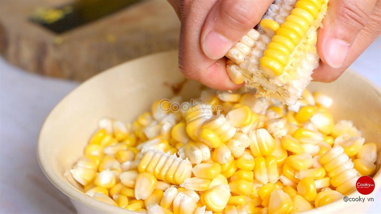 Cách làm bắp xào ngon ngất ngây khiến bạn thích mê