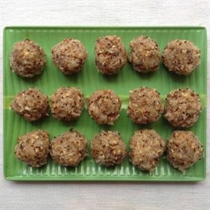 Bánh quy lá dứa nhân dừa