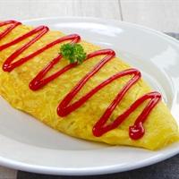 Cơm cuộn trứng - Omurice