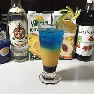 Cách pha Cocktail Lovely Girl cho những buổi tiệc nhỏ
