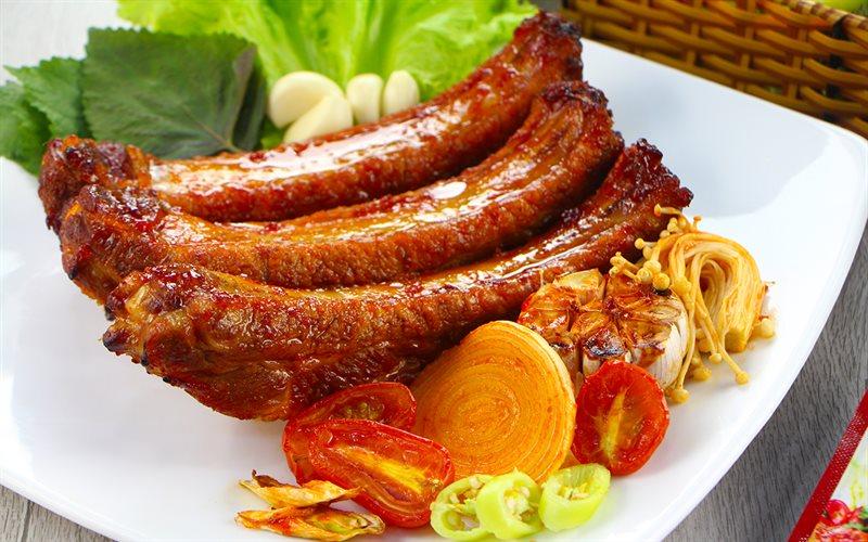 Cách làm Sườn nướng kiểu Hàn Quốc
