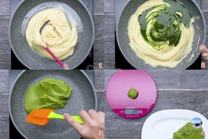 Cách Làm Bánh Trung Thu Dẻo Lạnh Singapore cực ngon không lo ngán - ảnh 1.