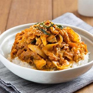 Cách làm thịt heo xào cay kiểu Hàn