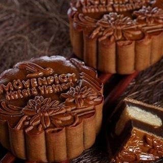 Cách làm Bánh Trung Thu Tiramisu hương cà phê, socola