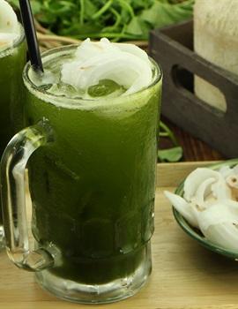 Thức uống cho những ngày nắng nóng