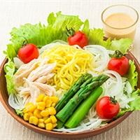 Cách làm mì ramen rau củ - How to make Ramen noodle salad