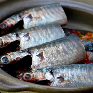 Cá nục kho cà
