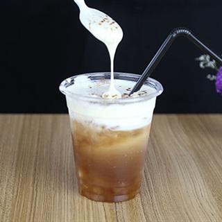 Bọt sữa milk foam cho hồng trà