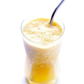Sinh tố cam sữa