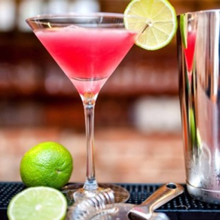 Cách pha cocktail Cosmopolitan