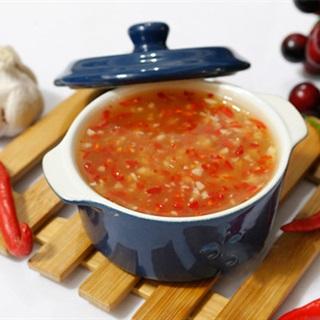 Nước chấm chua ngọt sánh đặc