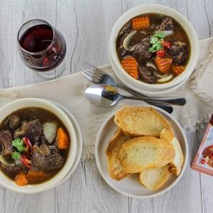 Cách nấu thịt Bò sốt vang - ảnh 4.