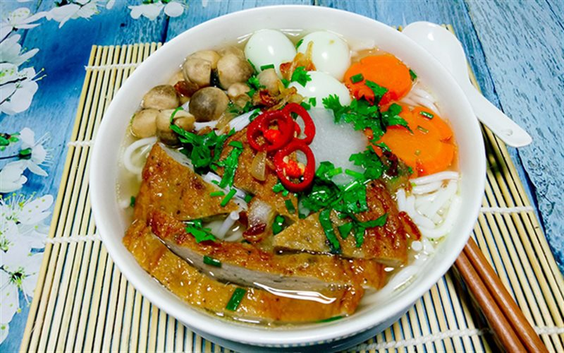 Image result for Bánh canh chả cá