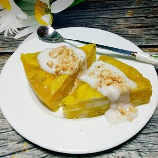 Cách làm bánh chuối hấp vừa thơm vừa ngọt cả nhà mê tít