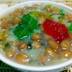 Chè đậu phộng nấu nước cốt dừa thơm bùi, lạ miệng, ngon khó cưỡng