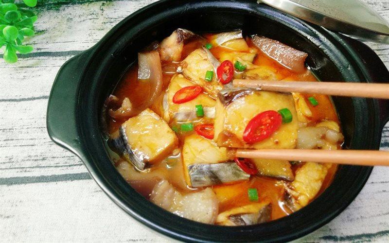 Cách làm Cá Thu Kho đơn giản, ăn cực bắt cơm, ngon hết sảy