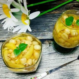 Chè mít nấu hạt sen thơm ngon, ngọt mát tuyệt ngon cho ngày nắng
