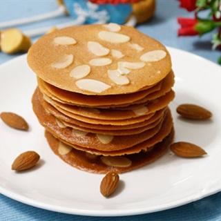 Cách làm bánh quy hạnh nhân nướng