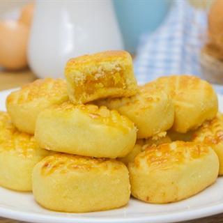 Cách làm Bánh Dứa Đài Loan dẻo thơm chua ngọt hấp dẫn