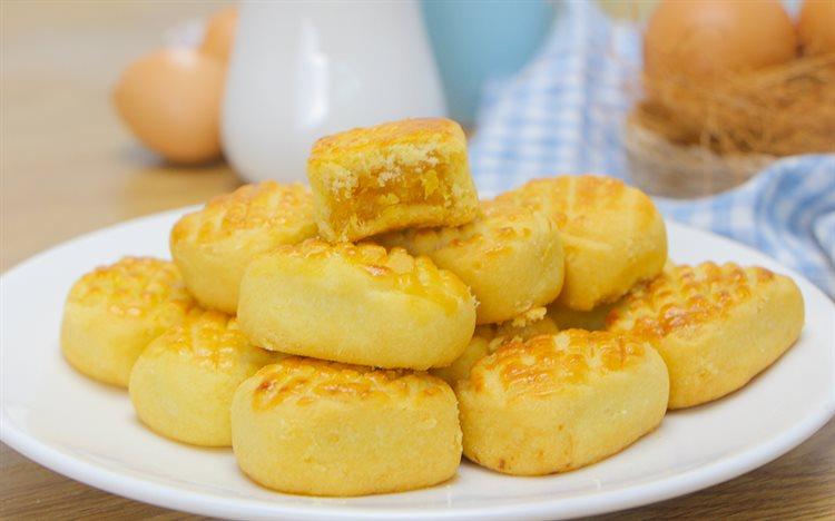 Cách Làm Bánh Dứa Đài Loan