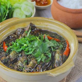 Cách làm Cá Kèo Kho Rau Răm đậm đà cho bữa cơm gia đình