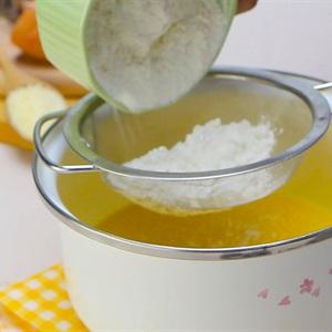 Bánh bông lan phô mai Đài Loan - Castella cheese cake