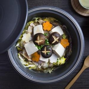Canh nấm đậu hũ kiểu Nhật