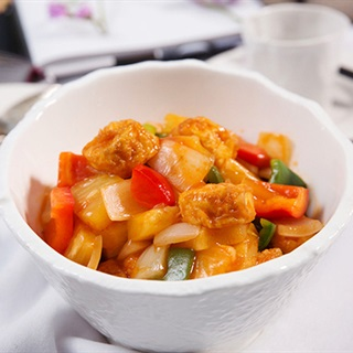 Cách làm đậu hũ non sốt chua ngọt
