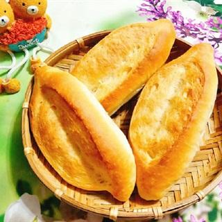 Cách làm bánh mì tươi truyền thống