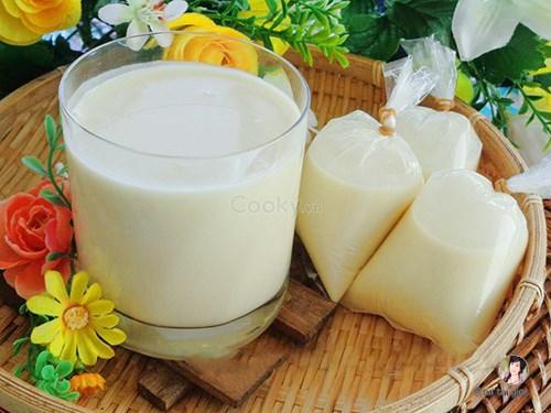 cách làm sữa đậu xanh
