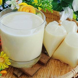 Cách làm sữa đậu xanh nóng hổi