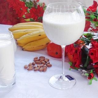 Sữa hạnh nhân ngon bỗ