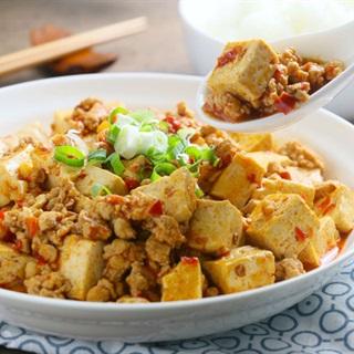 Cách làm đậu hũ sốt thịt bằm ngon