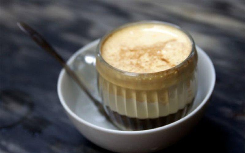 Cách làm cà phê trứng béo thơm