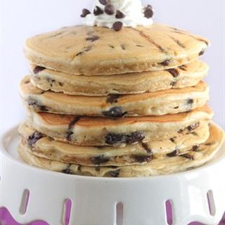 Pancake chocolate thơm béo