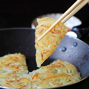 Bánh pancake khoai tây