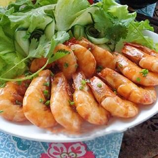 Cách làm Tôm Rim Chua Ngọt đậm đà hương vị mềm ngon