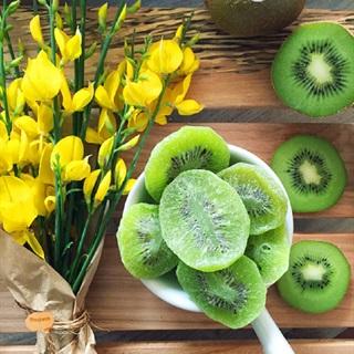 Cách làm mứt kiwi mềm ngọt