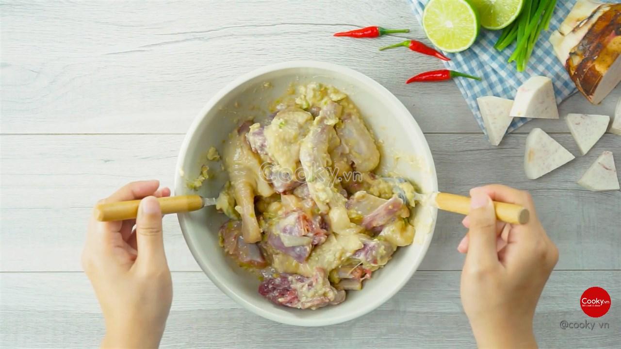 Cách Làm Vịt Nấu Chao Thơm Ngon Tuyệt Đỉnh - ảnh 1.