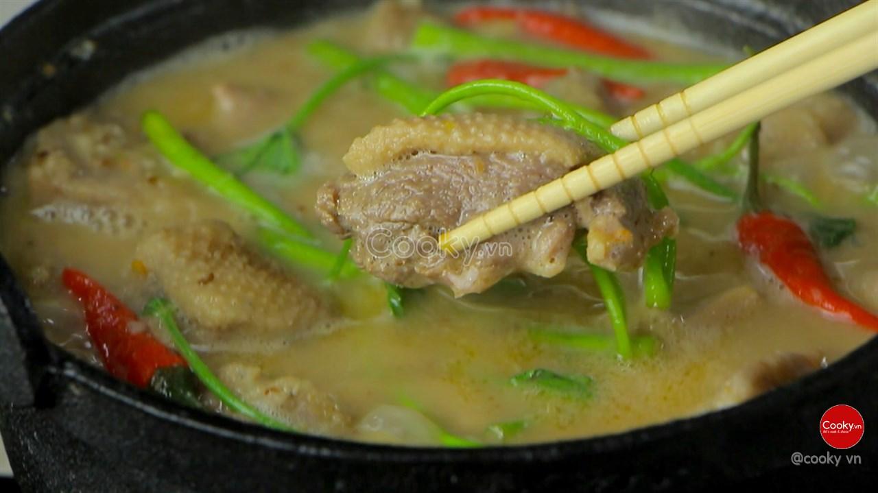 Cách Làm Vịt Nấu Chao Thơm Ngon Tuyệt Đỉnh - ảnh 2.