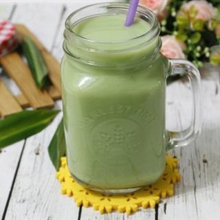 Sữa đậu nành lá dứa thơm