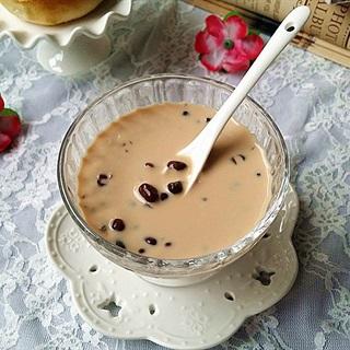 Cách làm trà sữa đậu đen