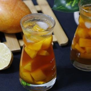 Trà trái cây mát lạnh