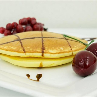 Bánh pancake bằng chảo chống dính