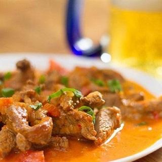 Thịt kho kiểu Ý